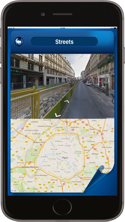 Paris France - Offline Maps navigator screenshot-4