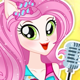 Pony Princess Girls Dress Up and Salon Games