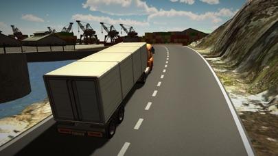 大きなトラック シミュレータ: 道路のトラックの運転手 2017のおすすめ画像4