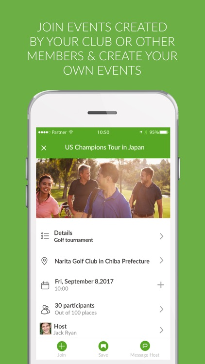 GolfBee screenshot-3