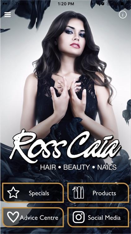 Ross Caia Hair