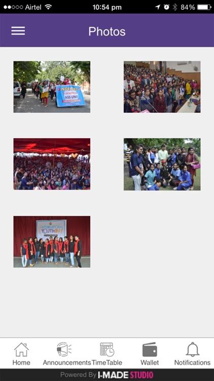 Lakshmibai College screenshot-4