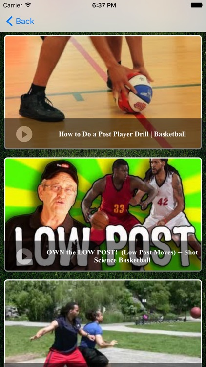 Basketball Academy PRO - Learn Moves and Shots