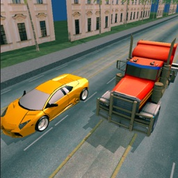 Truck Racing Highway