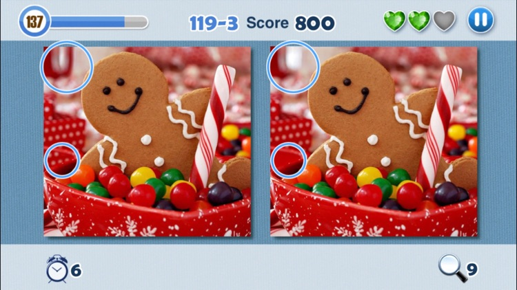 Spot the Differences! find hidden objects game screenshot-4