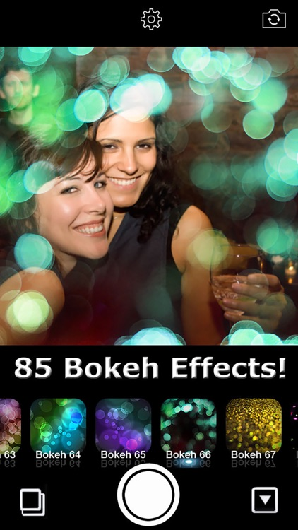 Fotocam Bokeh Camera - Photo Effect for Instagram