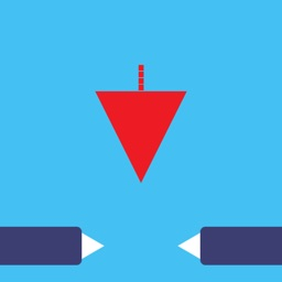 Infinite Drop - Free Flappy Arrow Game