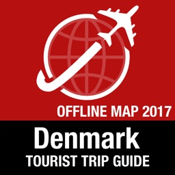 Denmark Tourist Guide + Offline Map