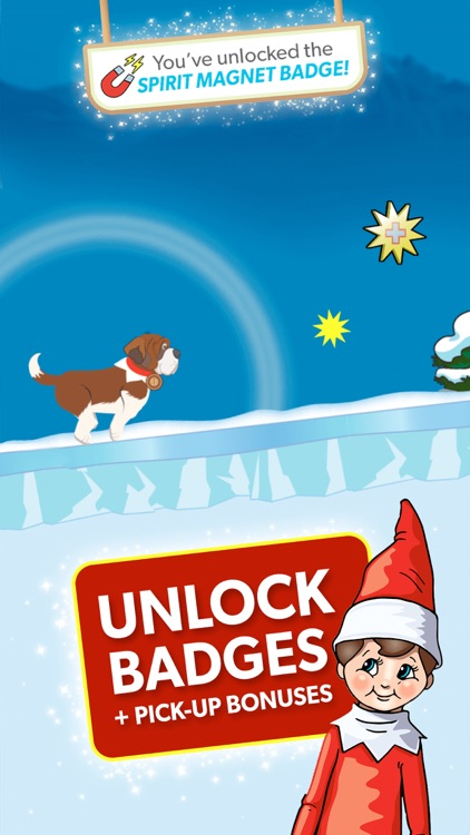 Elf Pets® Pup - Christmas Run screenshot-2