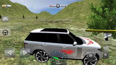 火星车越野驾驶-4 x 4 驾驶模拟器 3D App 截图