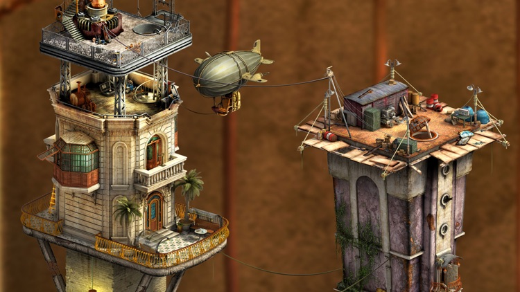Dreamcage Escape: Two Towers screenshot-2
