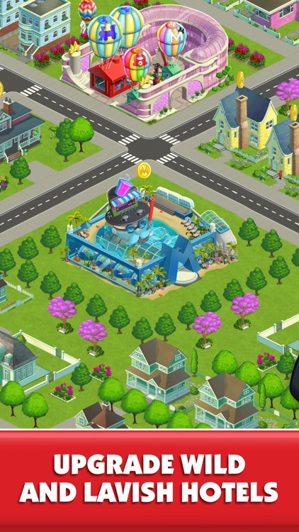 MONOPOLY Towns screenshot-2