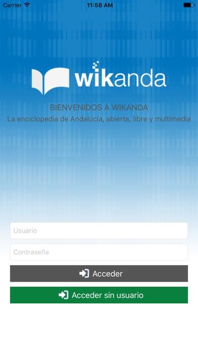 Wikanda app image