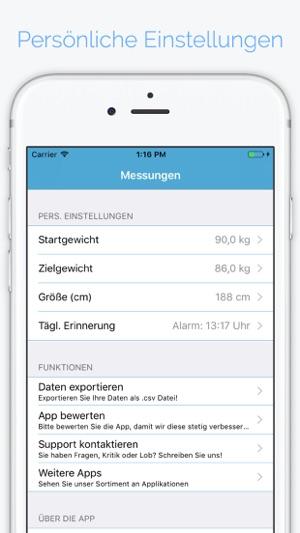 app daten kontrollieren