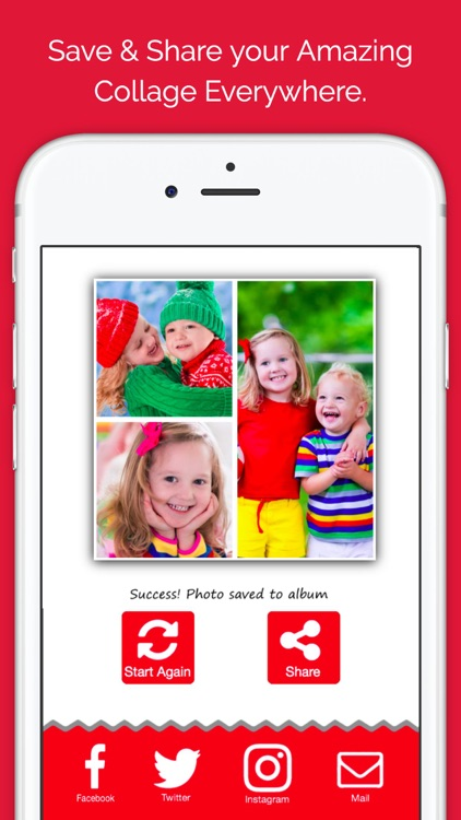 Photo Collage Plus: Collage Maker & Picture Editor screenshot-4