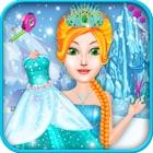 Princesa do gelo Roupas alfaiataria icon