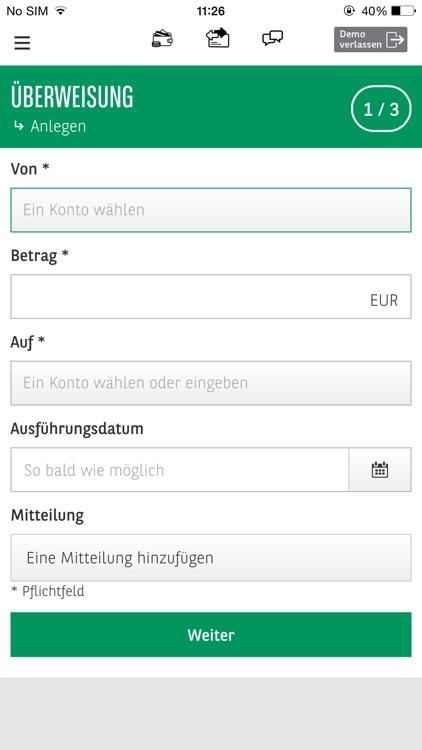Easy Banking for smartphone screenshot-3