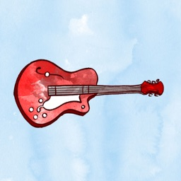 Jazzy Musical Instruments - World Music Stickers