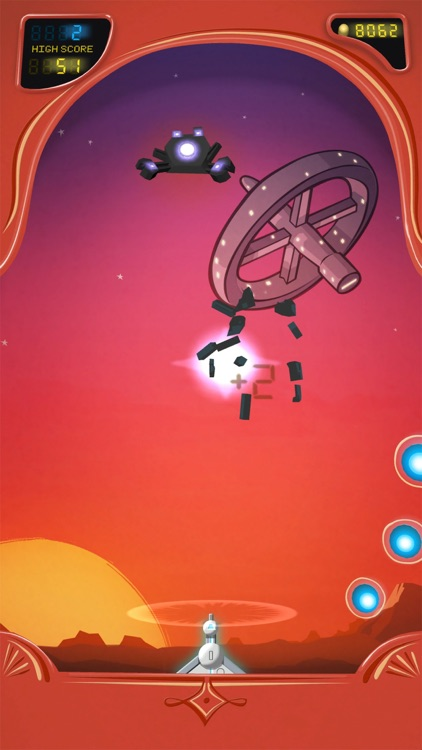 Tappy Invaders screenshot-4