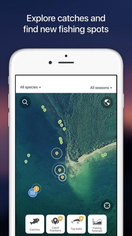 Fishbrain - Social Fishing Forecast App screenshot-0