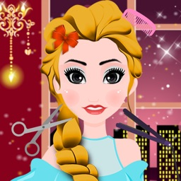 Hair Salon - Princess Game