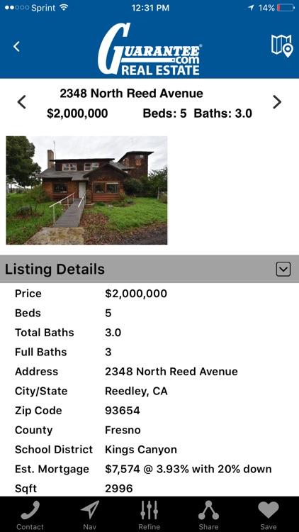 Guarantee Real Estate screenshot-3