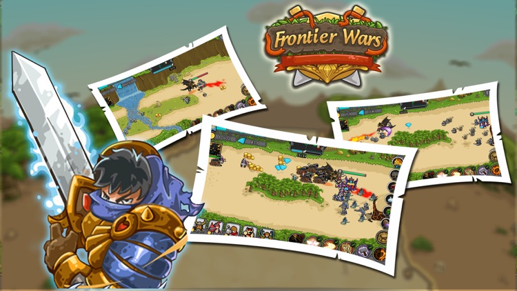 Frontier Wars screenshot-0