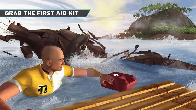 Raft Survival: Lost Island