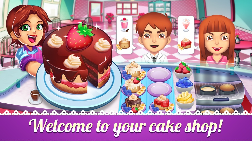 My Cake Shop – Candy Store Management Game Cheat Codes