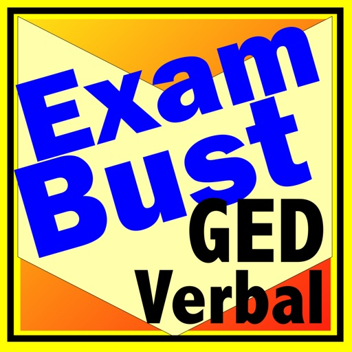 GED Verbal Prep Vocabulary Flashcards Exambusters