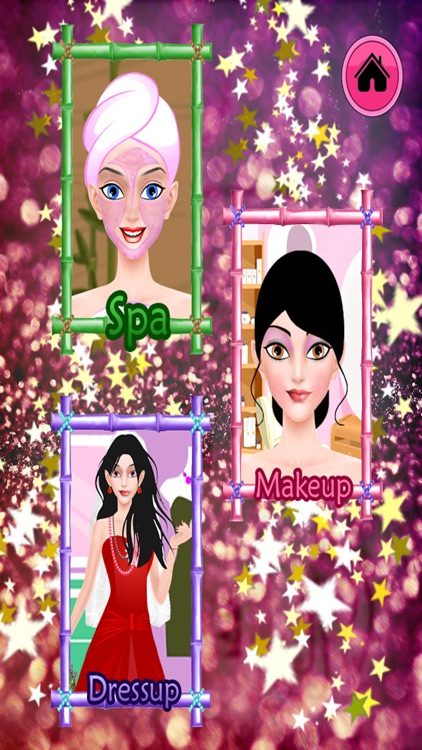 Wedding Salon -Dressup and makeup girls game screenshot-4