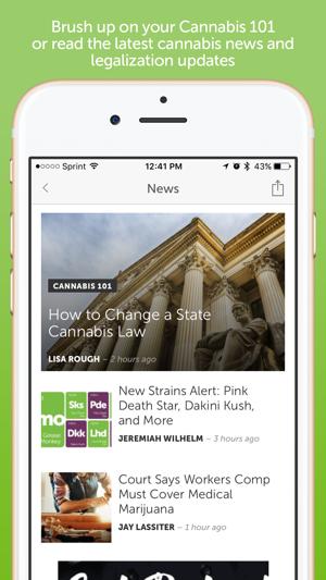 Leafly Marijuana Reviews On The App Store