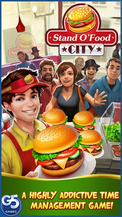 Stand O'Food® City: Virtual Frenzy screenshot-0