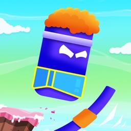 Jumpy Jack - Mighty Hero Survive Pesky Birds