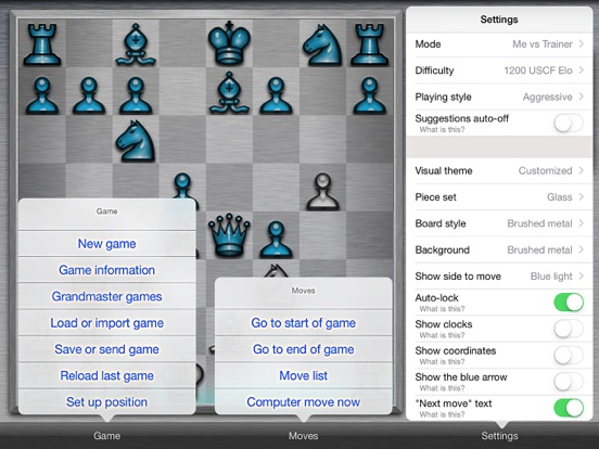 Screenshot #5 for Chess Pro - with coach