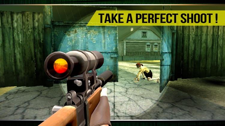 Zombie Machine Gun Shooter On Highway screenshot-4