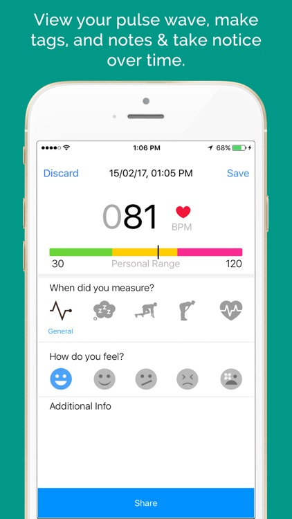 Smart Heart Rate Monitor