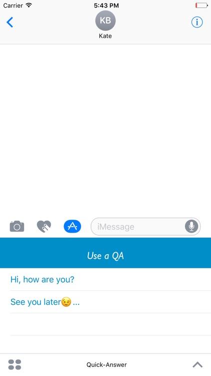 Quick-Answer screenshot-3