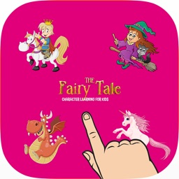 Fairy Tale Character Name - 5 in 1 Education Games