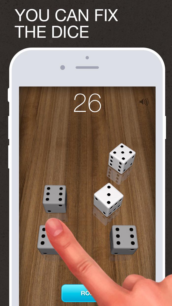 Dice Roller ► Screenshot