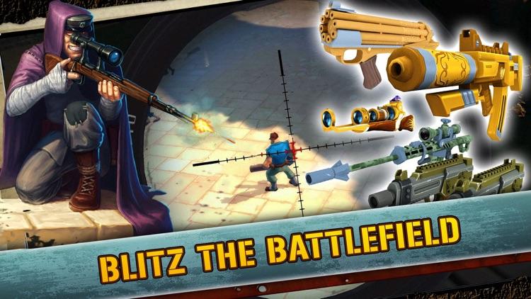 Blitz Brigade: Multiplayer FPS shooter online! screenshot-4