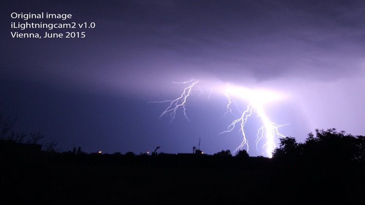 iLightningCam 2 - Lightning Strike Photography screenshot-0