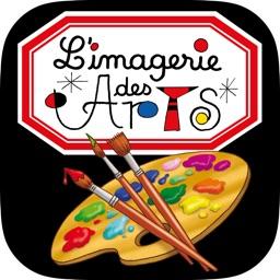 L'imagerie des arts interactive