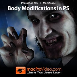 Course For Photoshop CS5 405 - Body Modifications