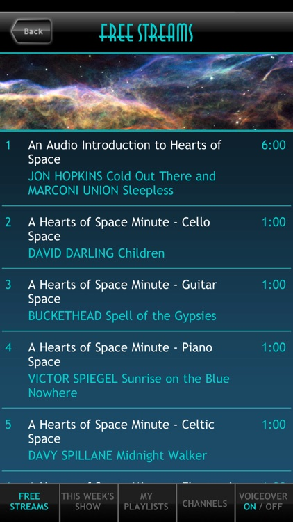 Hearts of Space screenshot-4