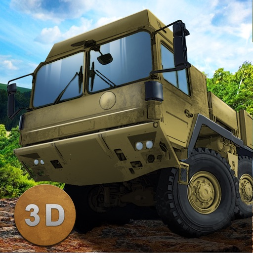 Army Truck Offroad Simulator 3D Full