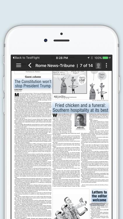 Rome News-Tribune