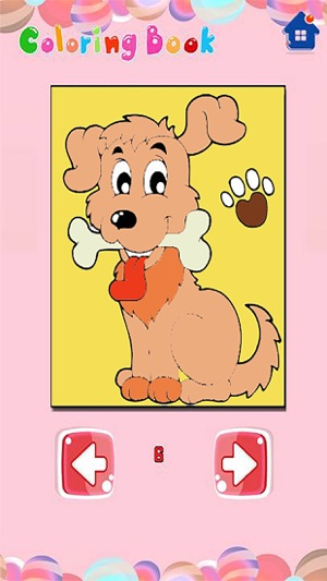 Ogrenme Zafari Sevimli Hayvanlar Boyama Kitabi App Store Da