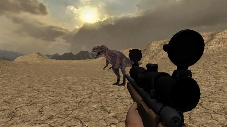 Jurassic Dinosaur Hunter Simulator 3D 2017 screenshot-4
