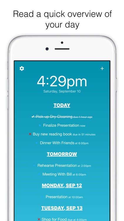 Day Plan - Your personal day planner, reimagined